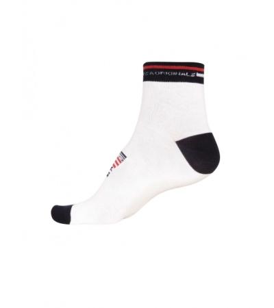 Jockey White Men's Ankle Socks