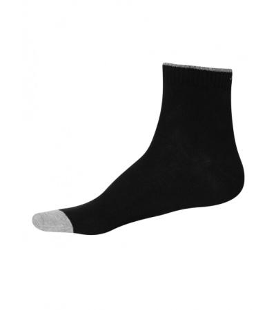 Jockey Black Men's Ankle Socks