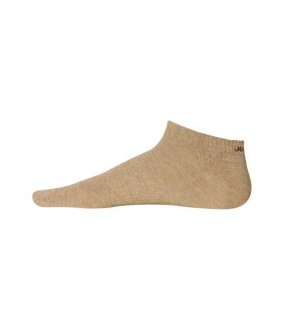 Jockey Khaki Melange Men Low Show Socks
