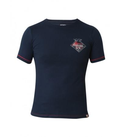 Jockey Navy Print24 Boys T-shirt