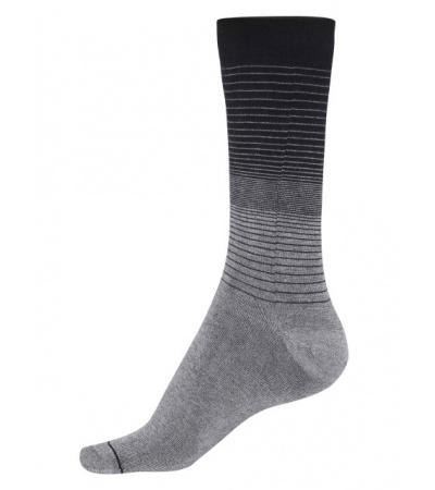 Jockey Charcoal Melange Men Formal Socks