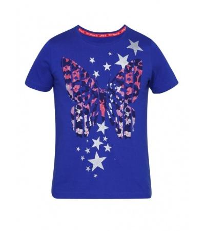Jockey Indigo Crush Girl's Graphic T-Shirt