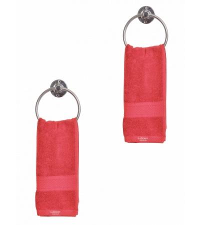 Jockey Coral Hand Towel Pack of 2