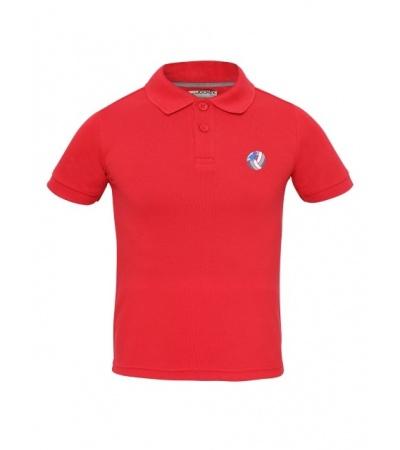 Jockey Team Red Boys Polo T-Shirt