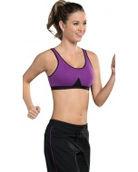 Slip On Active Bra