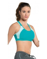 PowerBack Padded Active Bra