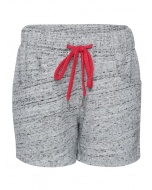 Jockey Grey Snow Melange Girls Shorts