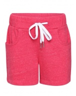 Jockey Ruby Snow Melange Girls Shorts