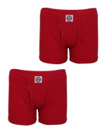 Jockey Shanghai Red Boys Trunk Pack of 2