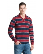 FULL SLEEVE YARN DYED POLO