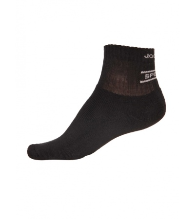 Jockey Black Men Ankle Socks