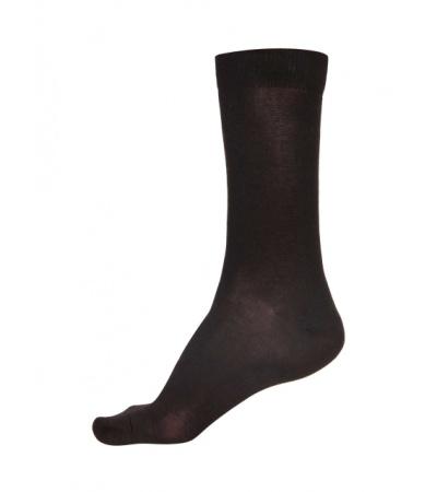Jockey Black Men Formal Socks Pack of 3