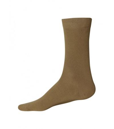 Jockey Brown Men Formal Socks Pack of 3
