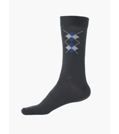 Jockey Cool Grey Formal Socks