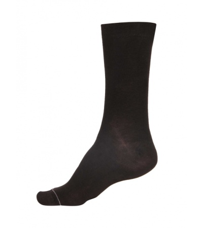 Jockey Black Men's Formal Socks