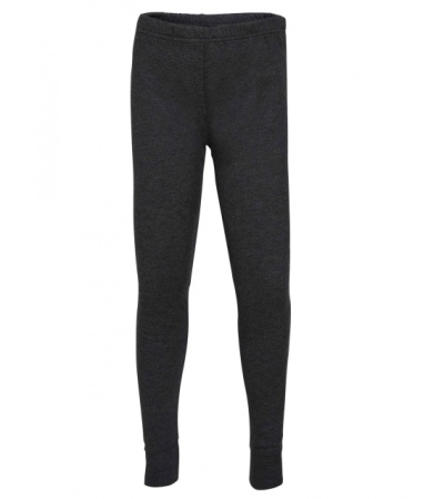 Jockey Charcoal Melange Kids Long John