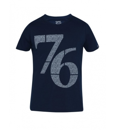 Jockey NAVY Print 24 Boys Printed T-Shirt