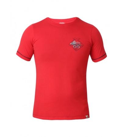 Jockey Team Red Print24 Boys T-shirt