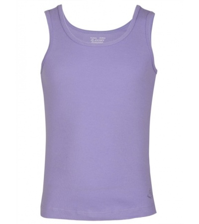 Jockey Violet Tulip Girls Tank Top