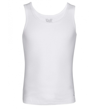 Jockey White Girls Tank Top