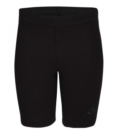 Jockey Black Girls Shorties-Black-11-12 Yrs