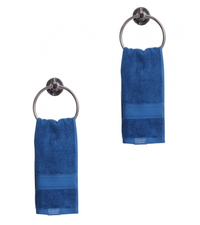 Jockey Mid Blue Hand Towel Pack of 2